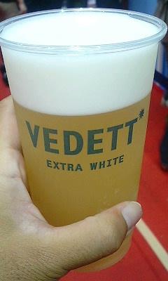 ベルギーホワイトビール