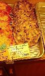 ほうれん草カレーとカボチャの天然酵母のパン