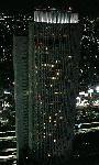 ミッドランドスクエアから見たタワーズ