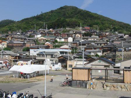 男木島の集落