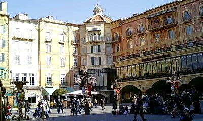 イタリア~ンな建物