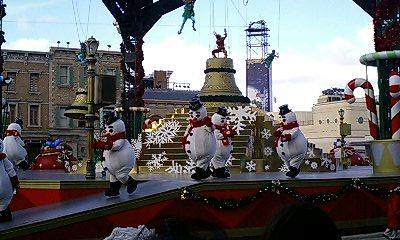 サンタのトイパーティ4